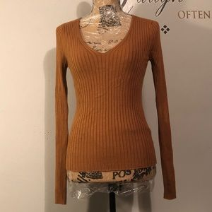 NWT EXPRESS fitted sweater.  Size Small.